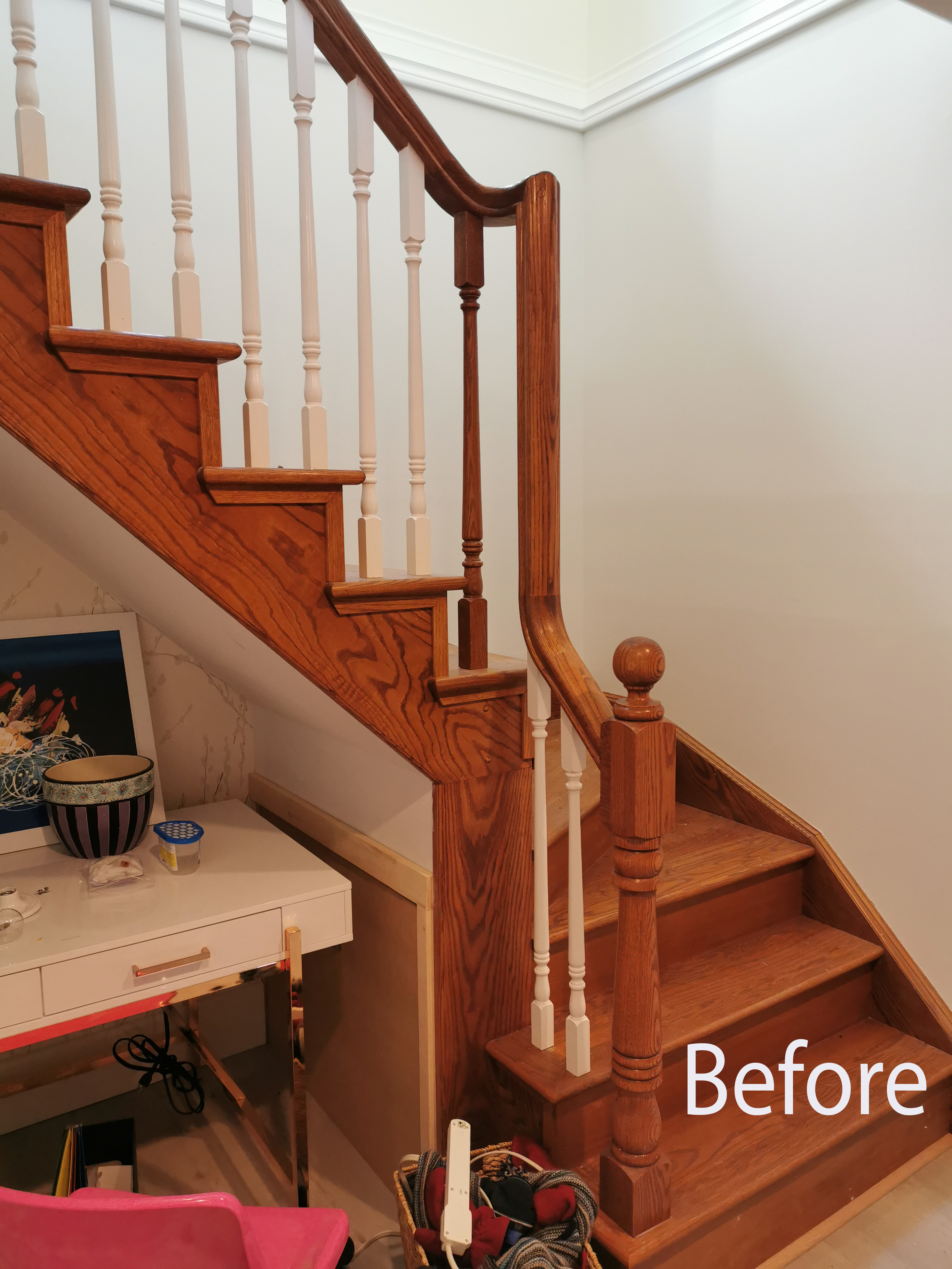 Stair-Remodel-Before-2