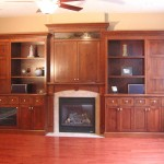 Cherry Wall Unit