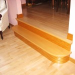 Roun step maple