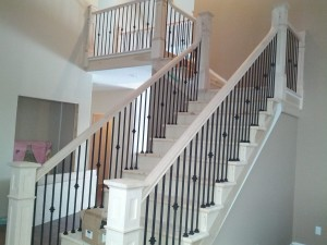 Stair remodeling in Kitchener Waterloo