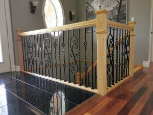 Stair remodeling Kitchener Waterloo