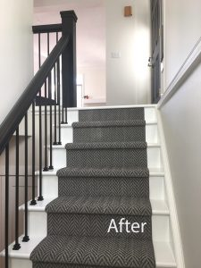 Stair Remodel Kitchener Waterloo