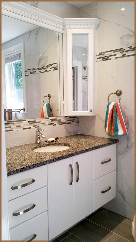 Bathroom remodeling in KW