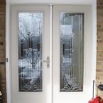 Strassburger front entry door
